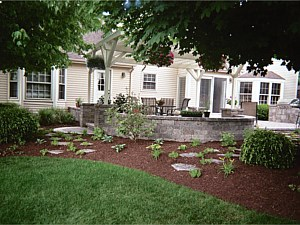 Best of Landscaped Patios